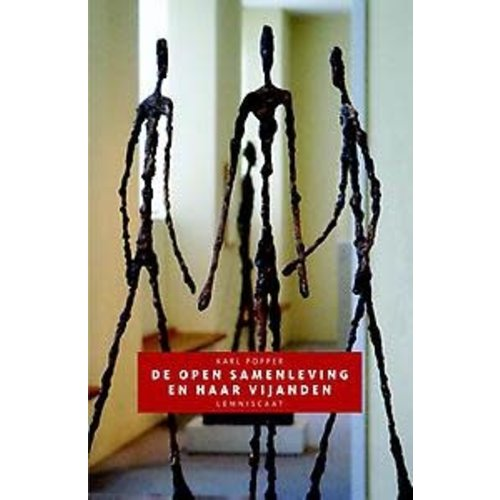 Karl Popper De open samenleving en haar vijanden | I/II