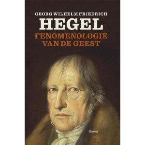 Georg Hegel Fenomenologie van de geest