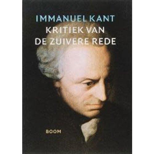 Immanuel Kant Kritiek van de zuivere rede