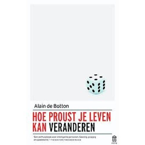 Alain de Botton Hoe Proust je leven kan veranderen