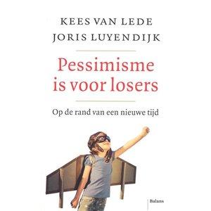 Joris Luyendijk Pessimisme is voor losers