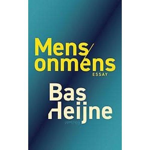 Bas Heijne Mens/onmens