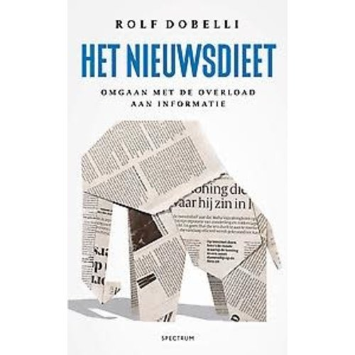 Rolf Dobelli Nieuwsdieet