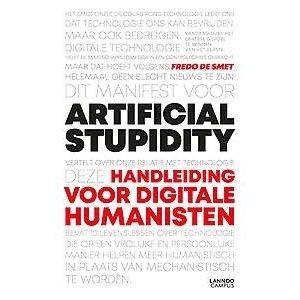 Fredo de Smet Artificial Stupidity: Handleiding voor Digitale Humanisten