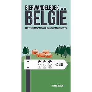 Pauline Moulin Bierwandelboek België