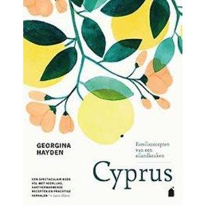 Georgina Hayden Cyprus