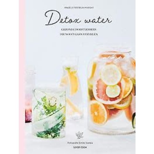 Angèle Ferreux-Maeght Detox water