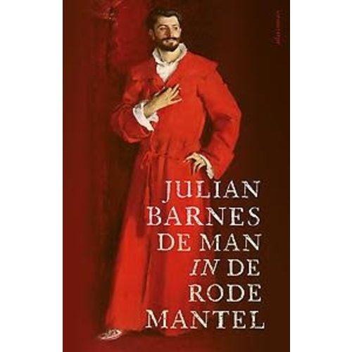 Julian Barnes De man in de rode mantel