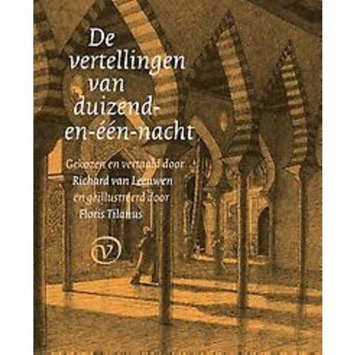 Richard van Leeuwen De vertellingen van duizend-en-één-nacht
