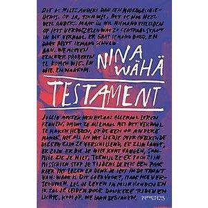 Nina Wähä Testament