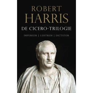 Robert Harris De Cicero-trilogie