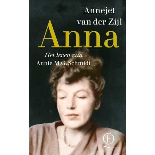 Annejet van der Zijl Anna