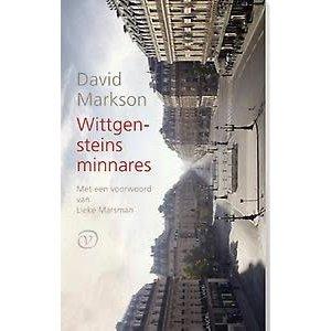 David Markson Wittgensteins minnares