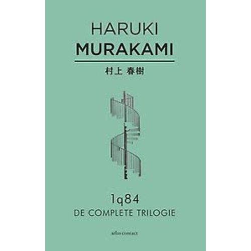 Haruki Murakami 1q84: De complete trilogie