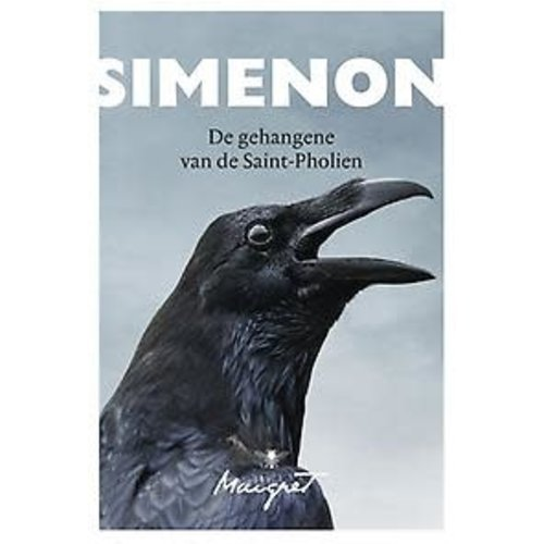 Georges Simenon De gehangene van Saint-Pholien