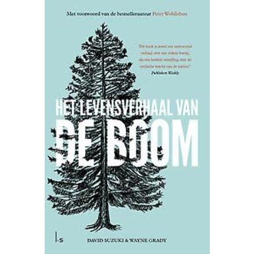 David Suzuki Het levensverhaal van de boom