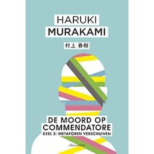 Haruki Murakami De moord op de commendatore 2