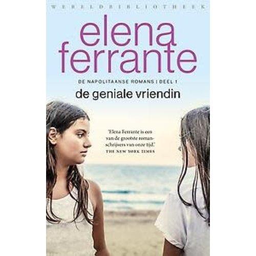 Elena Ferrante De geniale vriendin
