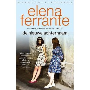 Elena Ferrante De nieuwe achternaam