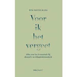 Wim Distelmans Voor ik het vergeet