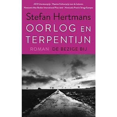 Stefan Hertmans Oorlog en terpentijn