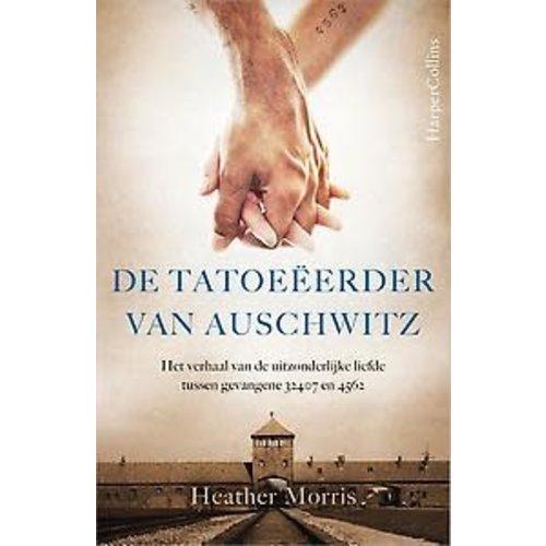 Heather Morris De tatoeëerder van Auschwitz