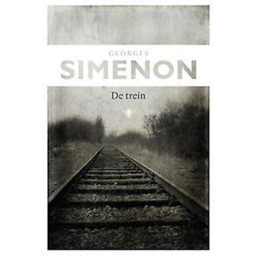 Georges Simenon De trein
