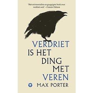 Max Porter Verdriet is een ding met veren