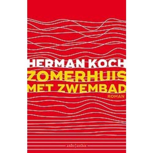 Herman Koch Zomerhuis met zwembad