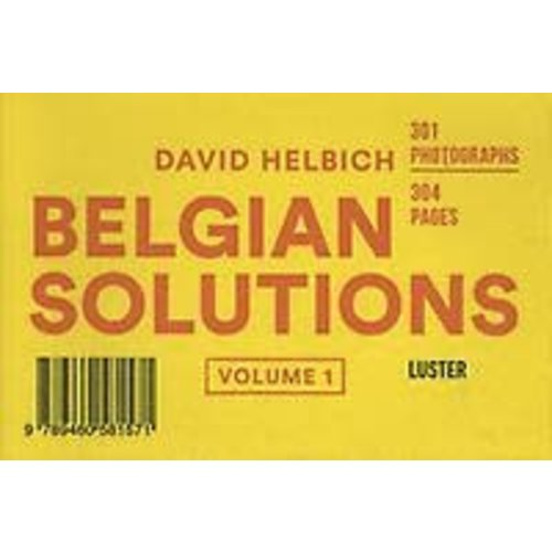 David Helbich Belgian Solutions - Volume 1
