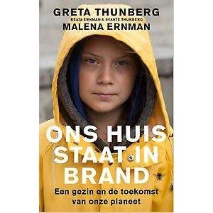 Greta Thunberg Ons huis staat in brand