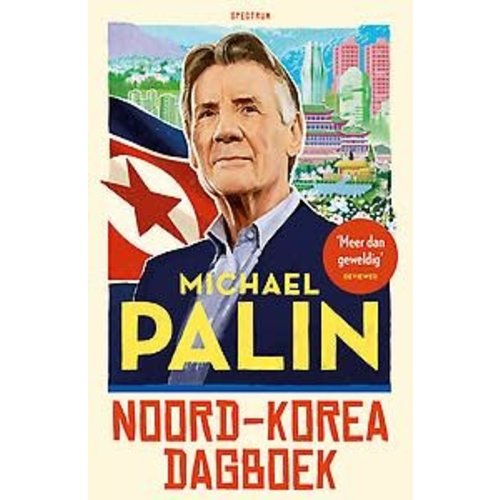 Michael Palin Noord-Korea Dagboek