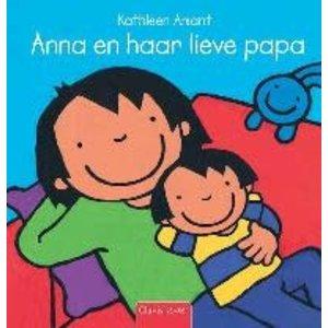 Katleen Amant Anna en haar lieve papa