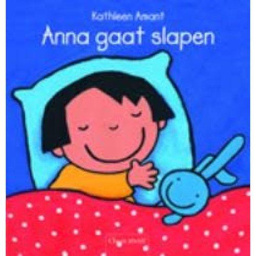Katleen Amant Anna gaat slapen