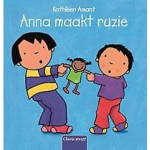 Katleen Amant Anna maakt ruzie
