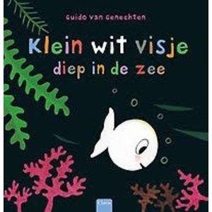 Guido Van Genechten Klein wit visje diep in de zee