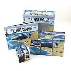 Benji Davies De kleine walvis - Speelblokken met boek