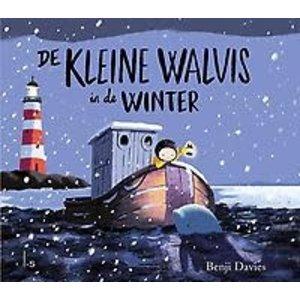 Benji Davies De kleine walvis in de winter