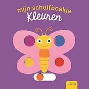 Nathalie Choux Kleuren - Mijn schuifboekje