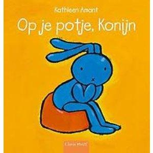 Katleen Amant Op je potje, konijn