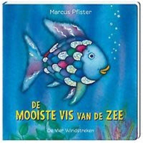 De mooiste vis van de zee - Groot kartonboek