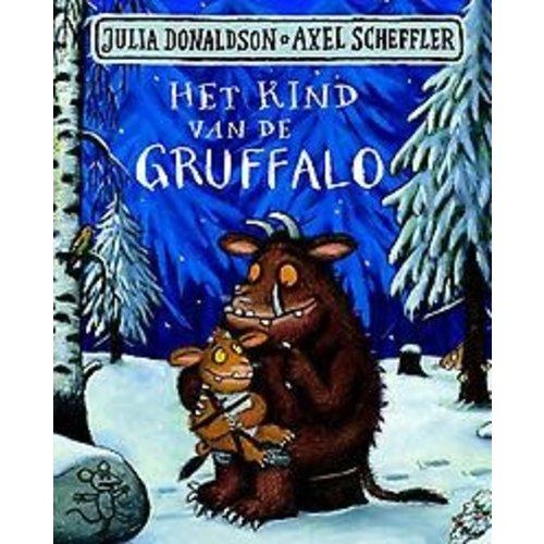 Het kind van de Gruffalo - Kartonboek