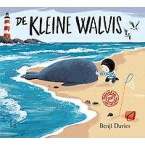 Benji Davies De kleine walvis