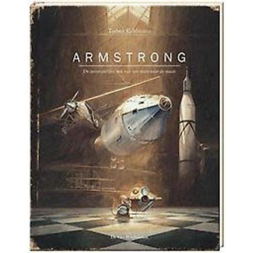 Armstrong: De avontuurlijke reis van een muis naar de maan