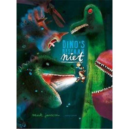 Mark Janssen Dino's bestaan niet