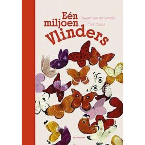 Edward van de Vendel Een miljoen vlinders