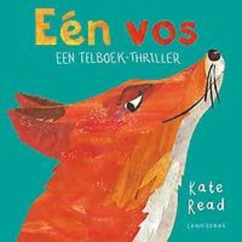 Kate Read Eén vos: een telboek-thriller