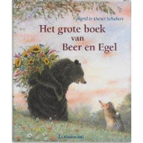 Ingrid Schubert Het grote boek van Beer en Egel
