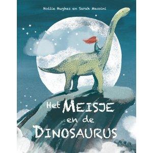 Hollie Hughes Het meisje en de dinosaurus