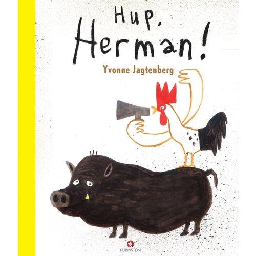 Yvonne Jagtenberg Hup, Herman!